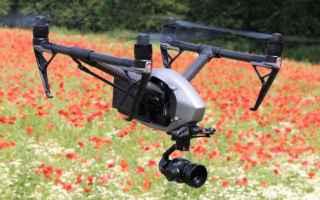 Anche se sembra molto simile al precedente modello inspire, questo nuovo drone possiede moltissimi n