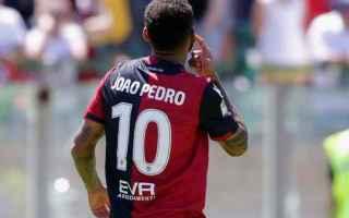 La situazione di Joao Pedro ormai la conoscono tutti, specialmente chi lo possiede al Fantacalcio. I