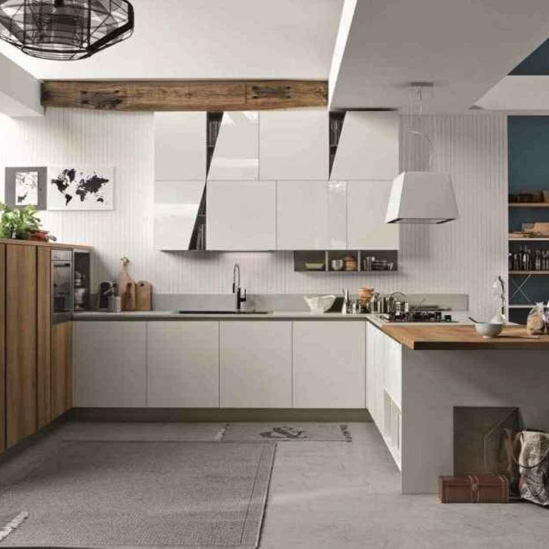 Top cucina in quarzo e altri materiali. Io scelgo Stosa Cucine con ...