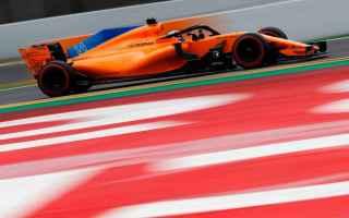 Formula 1: f1  mclaren