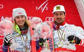 Con le finali di Are si è conclusa la stagione di Sci Alpino, non deludendo le attese, sia alle Oli