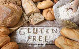 Alimentazione: glutine  glutenfree  senza glutine