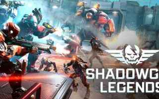 Mobile games: shadowgun legends android iphone giochi