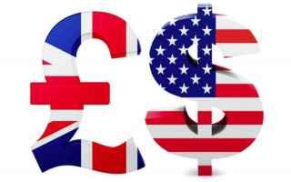 sterlina dollaro americano