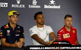 Tutto pronto a Melbourne per linizio del campionato, con la Ferrari e Vettel a caccia di riscatto, d