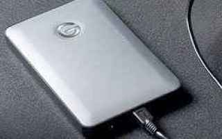 recupero dati hard disk esterno