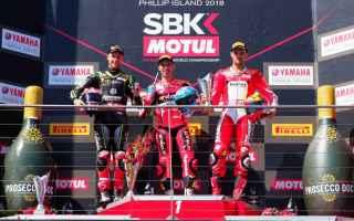 Riprende dopo un mese di pausa il mondiale Superbike, dove la Ducati-Melandri vogliono rilanciare la