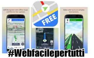 App: mappe e navigazione offline app