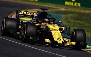Formula 1: f1  renault  hulkenberg  australia