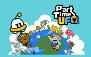 part time ufo  mobile games