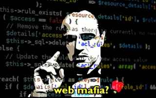 Web Marketing: web mafia microsoft google facebook foun