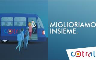 Cotral: Con il tuo contributo possiamo garantire che tutti paghino il biglietto o l'abbonamento e