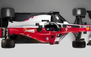 Formula 1: formula 1  ferrari  haas  polemica