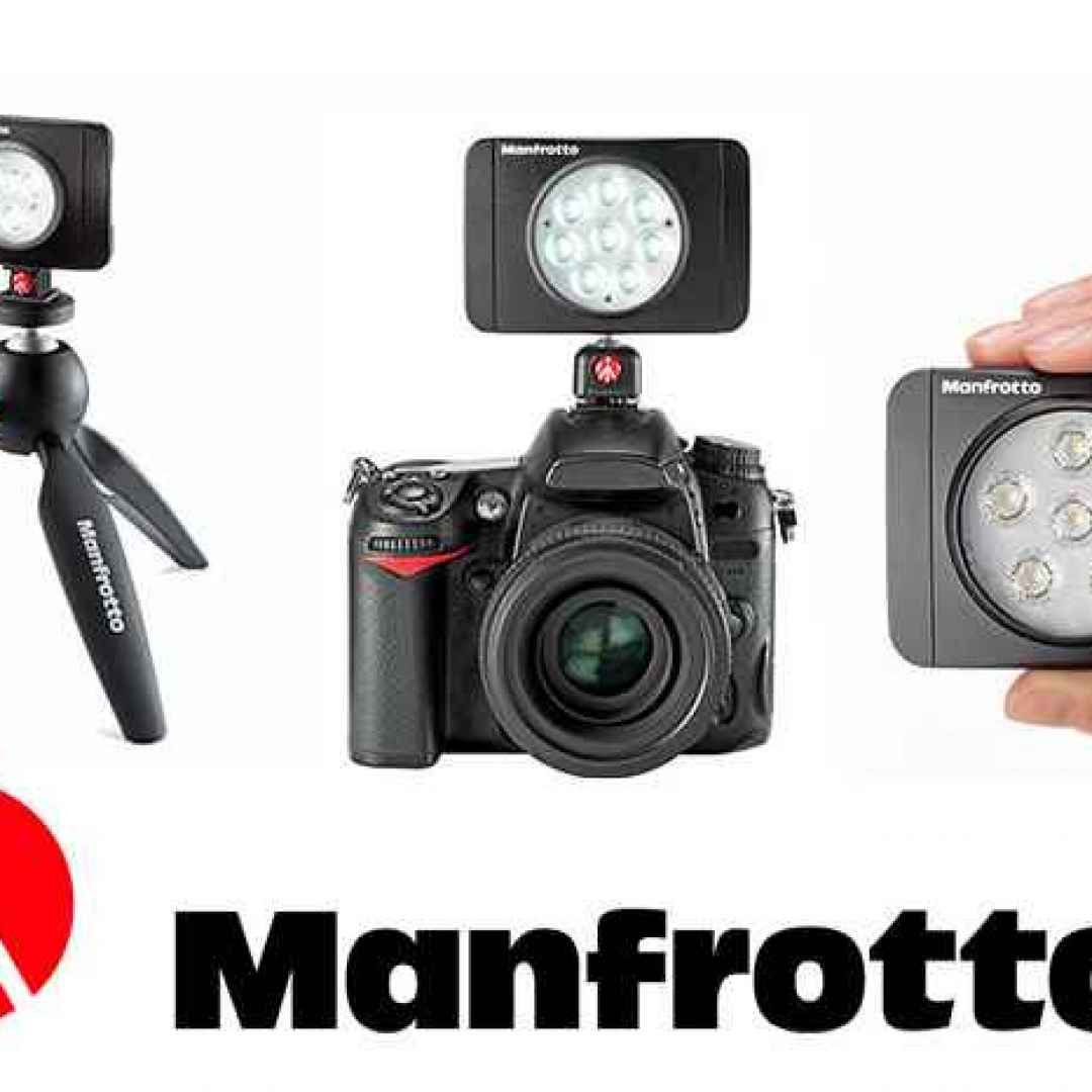 manfrotto fotografia luce photography