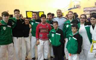 Sport: judo  cus cosenza  calabria