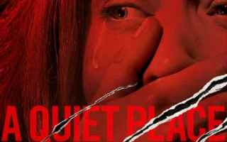 Cinema: a quiet place horror cinema emily blunt
