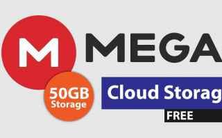 File Sharing: mega  file criptati  cloud