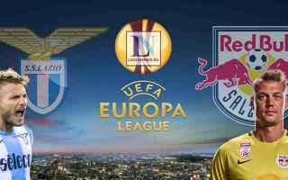 Europa League: salisburgo  lazio