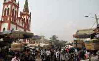 Il racconto dei miei due giorni nella capitale del Togo: Lomé.<br />Questa città affacciata sul g
