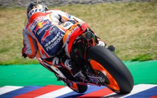 MotoGP: motogp  argentina  pedrosa  libere