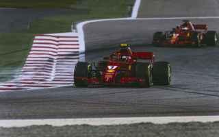 Formula 1: f1  bahrain  ferrari  libere