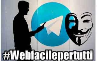 Ancora unottimo bot per telegram ,Anonymize Bot - Come inviare messaggi anonimi tramite Telegram ito
