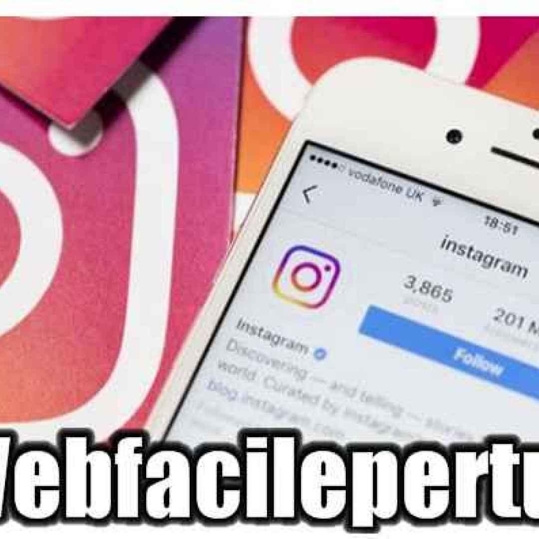 instagram bloccare follower
