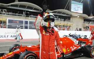 formula 1  ferrari  vettel  bahrain