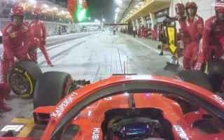 formula 1  ferrari  raikkonen  bahrain