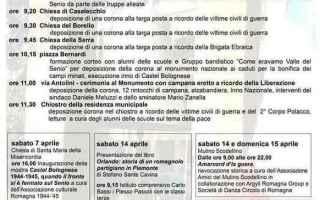 Notizie locali: castel bolognese  liberazione
