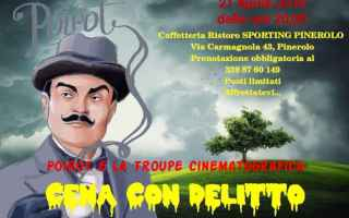 Torino: cena con delitto  murder party  pinerolo