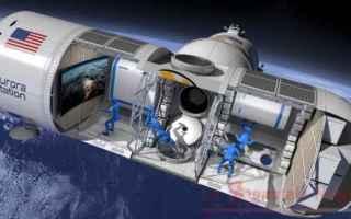 Che costi una cifra esorbitante non c'è dubbio, ma suo mettere fare una vacanza nello spazio? E s