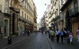 storia  via roma  città