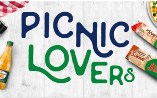 picnic lovers  nestle  bici  atala