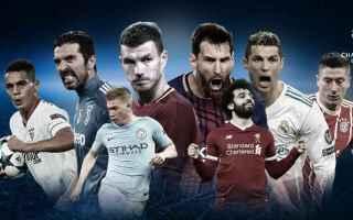 Champions League: real madrid  juventus  bayern  siviglia