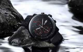 Gadget: huami  smartwatch  sport