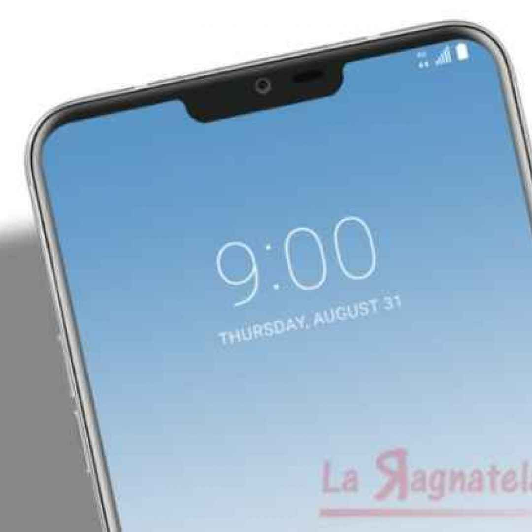 lg  g7thinq  android 8