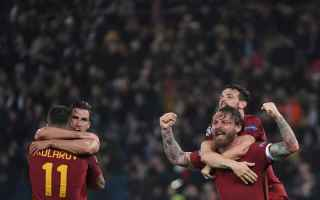 roma  barcellona  champions league