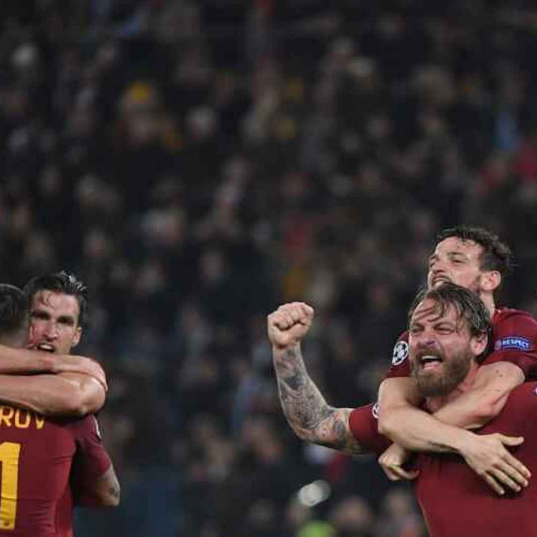 roma  barcellona  champions league