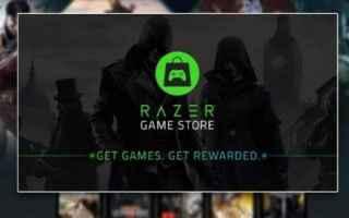 game store  videogame  razer