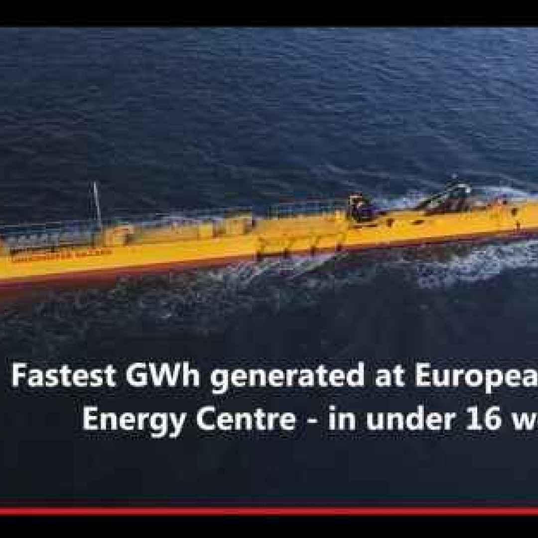 energia  turbine  correnti  mare  oceano