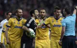 Champions League: buffon  juventus  calcio  news champions