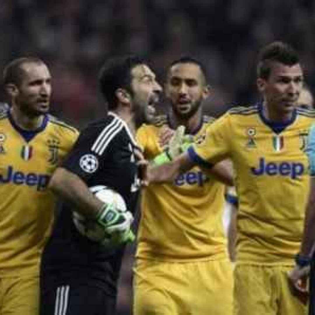 buffon  juventus  calcio  news champions