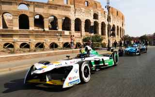 formula e  roma  gare  sostenibilità