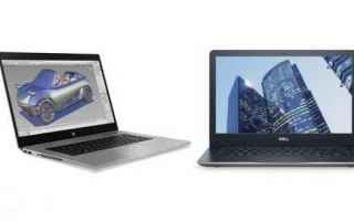 Hardware: notebook professional  dell  hp
