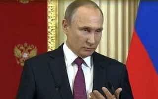 dal Mondo: putin  russia  usa  siria  londra