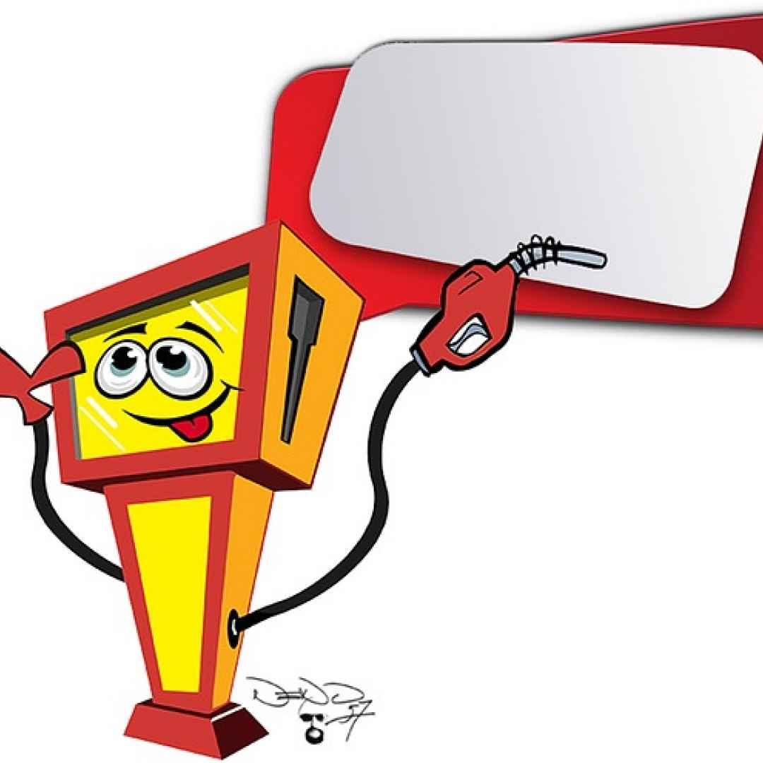scheda carburante  finanziaria 2018