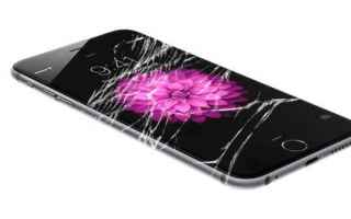 recupero dati iphone rotto