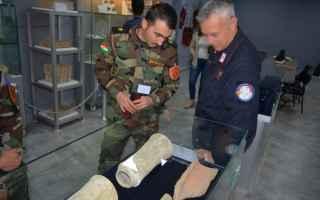 dal Mondo: iraq  carabinieri  difesa