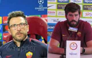 Champions League: asroma  roma  liverpool  calcio